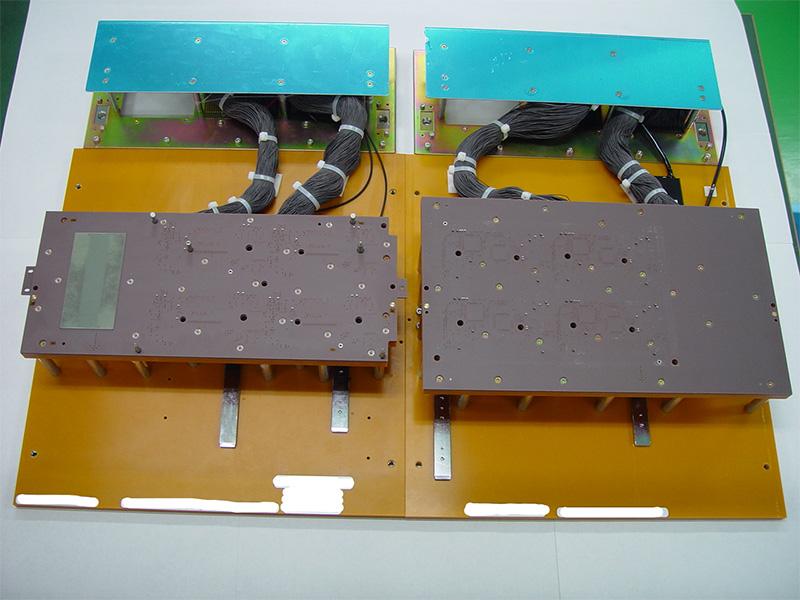 プリント基板電気検査治具 自動機用