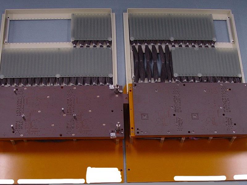 プリント基板電気検査治具自動機用2